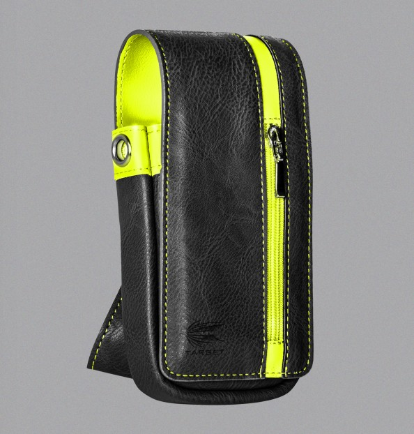 DAYTONA WALLET BLACK/YELLOW