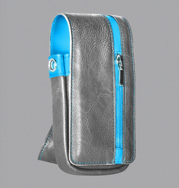 DAYTONA WALLET GREY/ BLUE