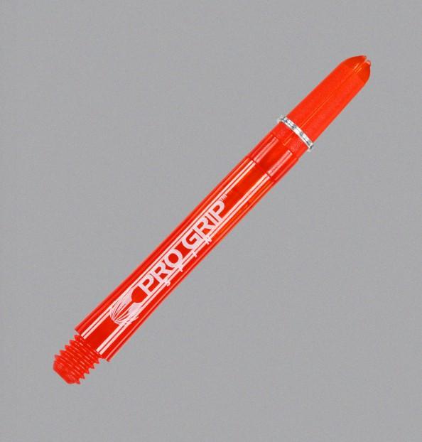 PRO GRIP SPIN SHAFT RED MEDIUM