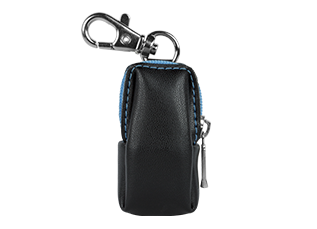 DAYTONA TIP WALLET BLACK/BLUE