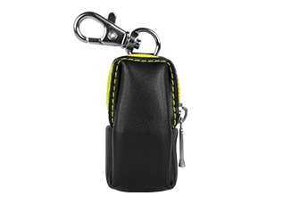 DAYTONA TIP WALLET BLACK/YELLOW