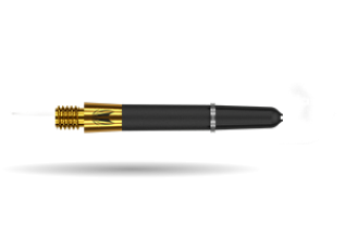 CARBON TI PRO SHAFT GOLD SHORT