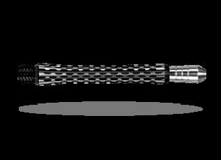 CORTEX TITANIUM SHAFT BLACK MEDIUM