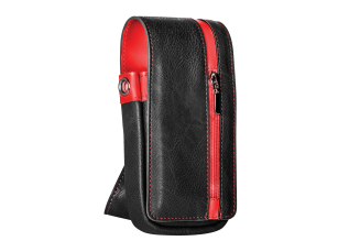 DAYTONA WALLET BLACK/RED