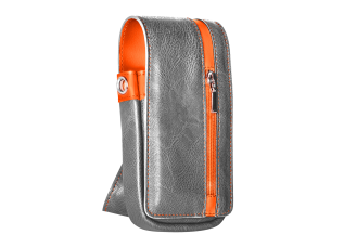 DAYTONA WALLET GREY/ ORANGE