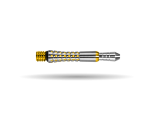 PIXEL TITANIUM SHAFT GOLD SHORT