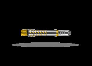 PIXEL TITANIUM SHAFT GOLD SHORT