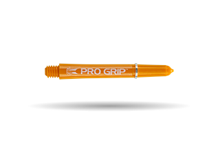 PRO GRIP SHAFT ORANGE INTERMEDIATE
