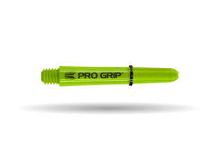 PRO GRIP SHAFT LIME GREEN SHORT