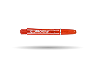 PRO GRIP SPIN SHAFT RED INTERMEDIATE