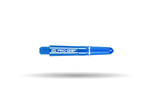 PRO GRIP SPIN SHAFT BLUE SHORT