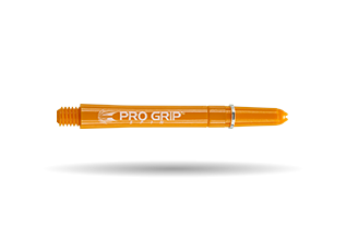 PRO GRIP SPIN SHAFT ORANGE MEDIUM