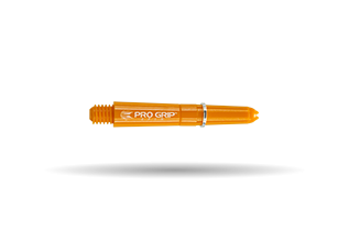 PRO GRIP SPIN SHAFT ORANGE SHORT