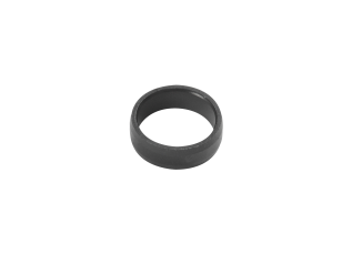SLOT LOCK RING BLACK