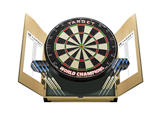 WORLD CHAMPION HOME CABINET SET