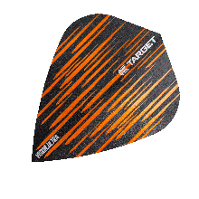 VISION ULTRA SPECTRUM ORANGE KITE 332260 BAGGED