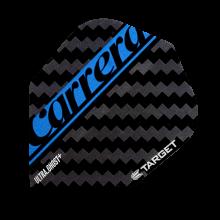 CARRERA ULTRA.GHOST+ NO.6 BLUE FLIGHT 332440 BAGGED