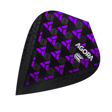 AGORA ULTRA.GHOST+ KITE PURPLE FLIGHT 332700 BAGGED