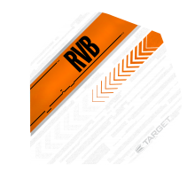 RVB VISION ULTRA WHITE/ORANGE NO2 332020 BAGGED