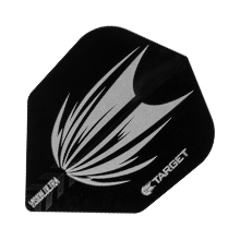 VISION ULTRA BLACK TARGET NO6 331480 BAGGED